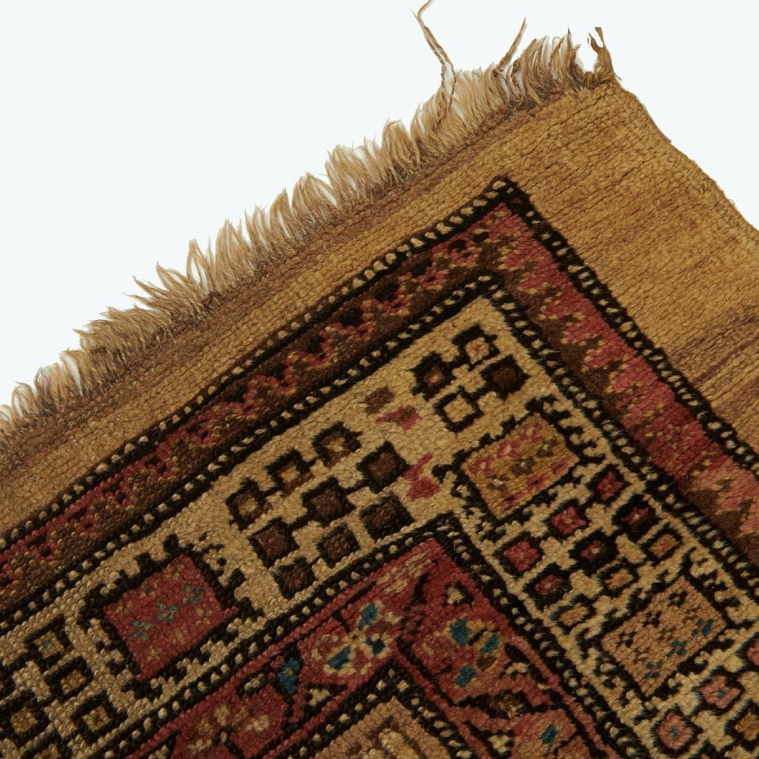 Karabagh camel hair rug - 2