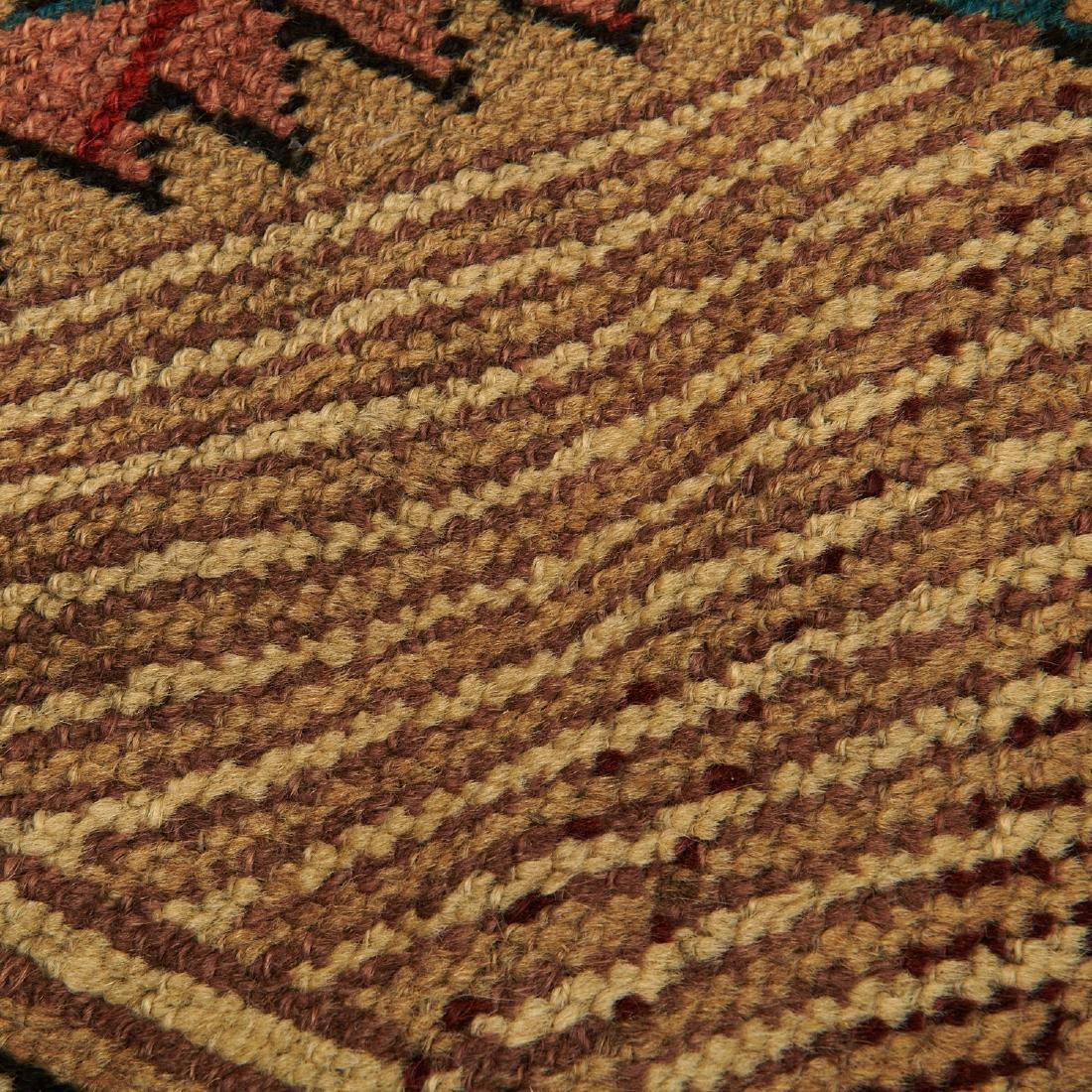 Karabagh camel hair rug - 3