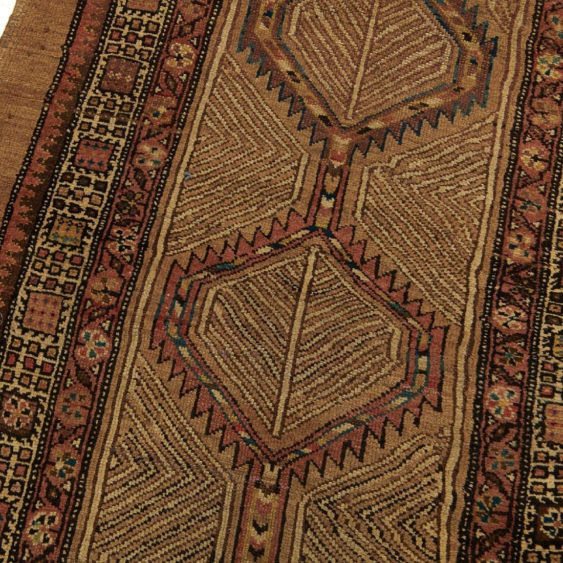 Karabagh camel hair rug - 4