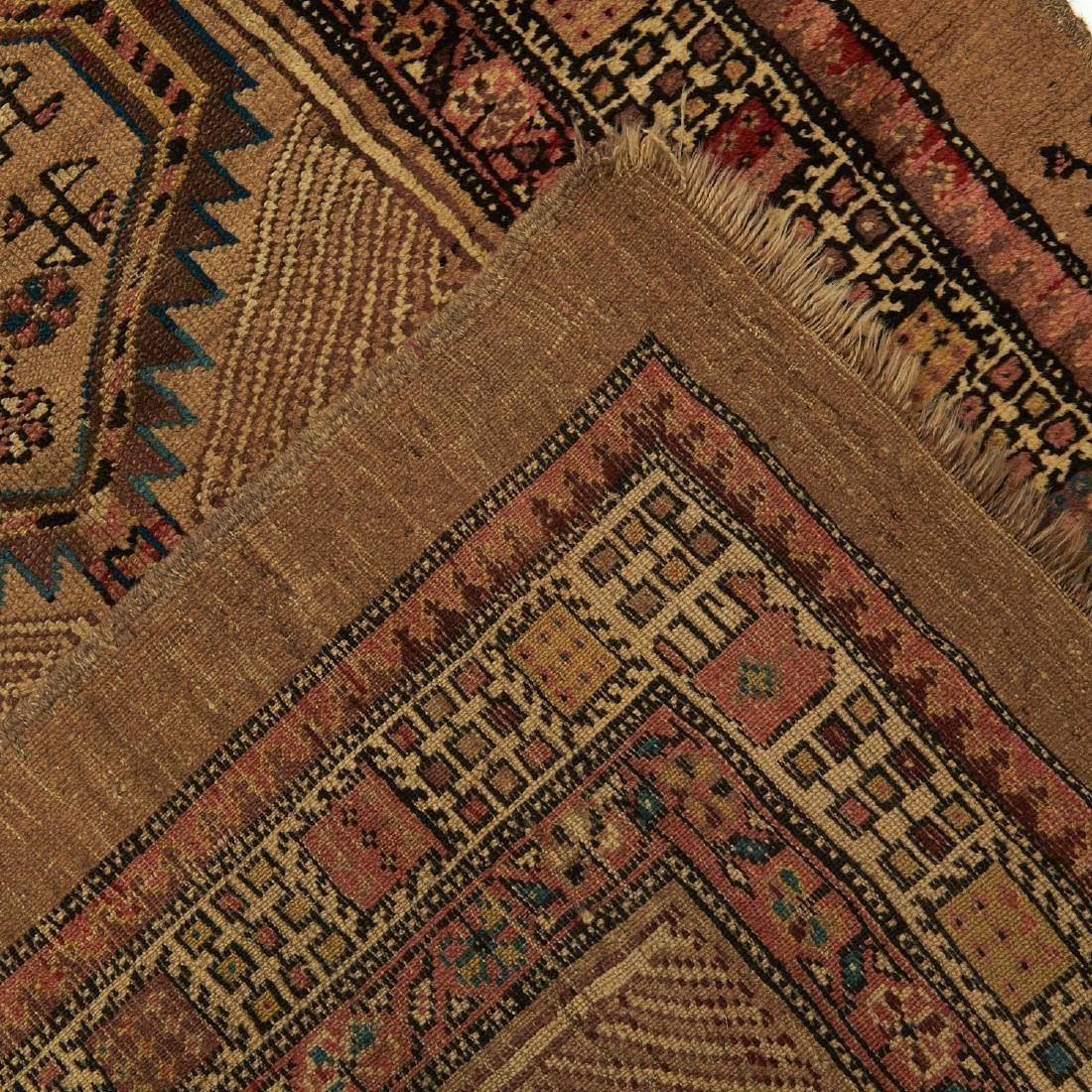 Karabagh camel hair rug - 5