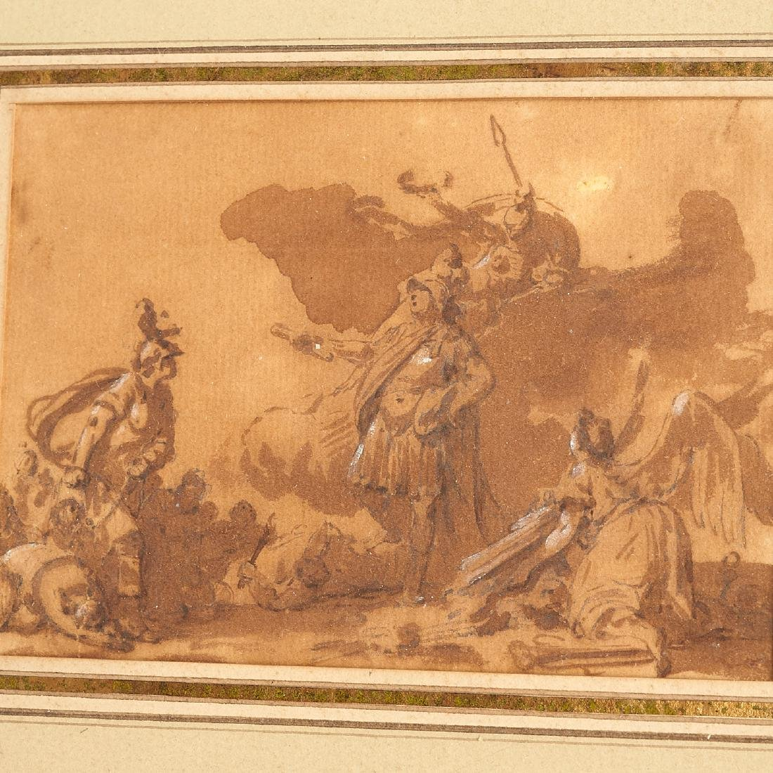 Giovanni Battista Tiepolo (after), (2) drawings - 4