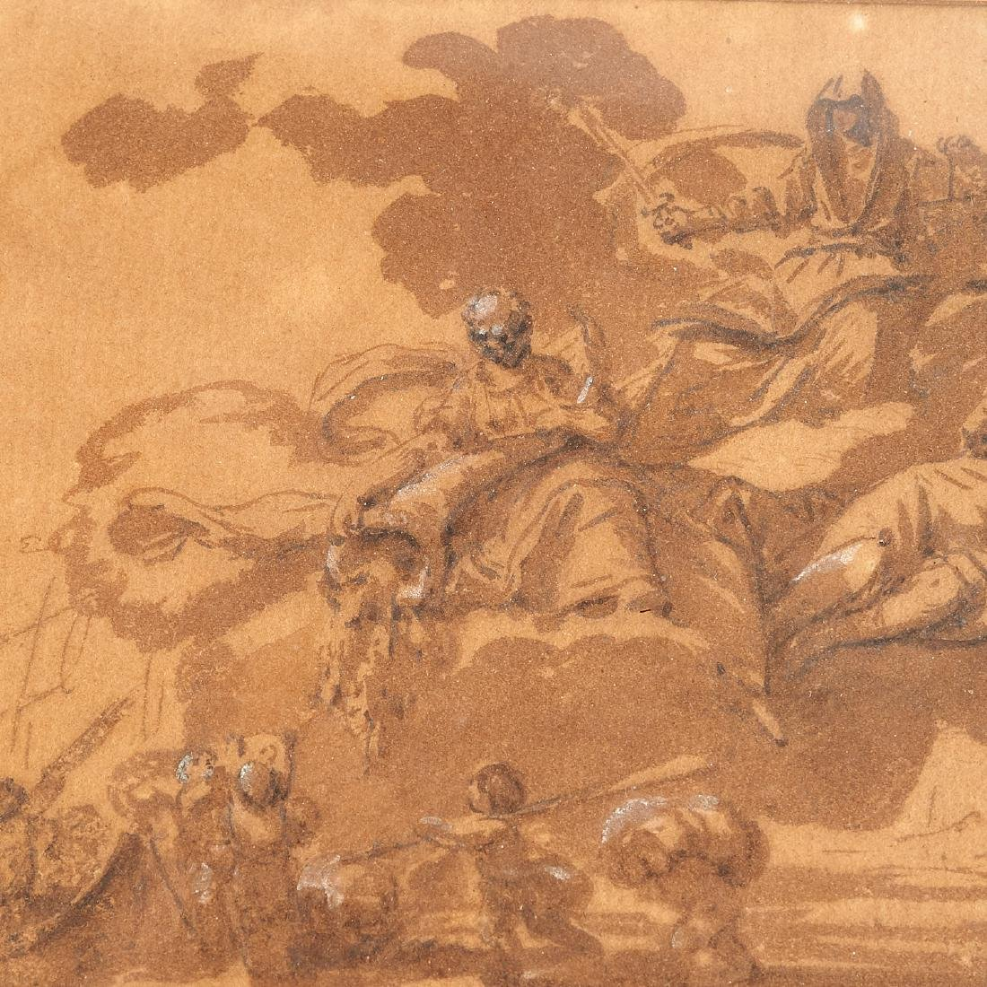 Giovanni Battista Tiepolo (after), (2) drawings - 5