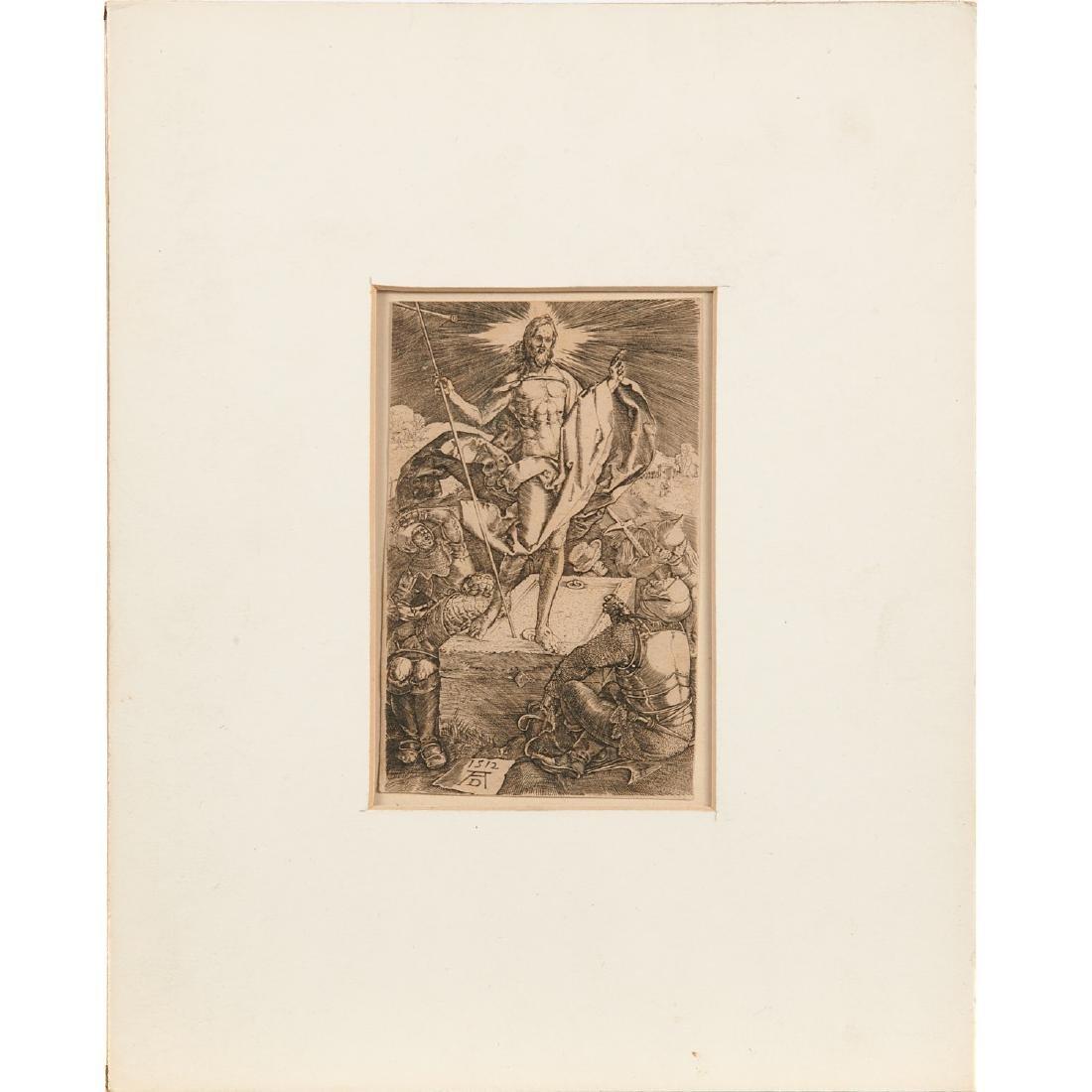 Albrecht Durer, engraving