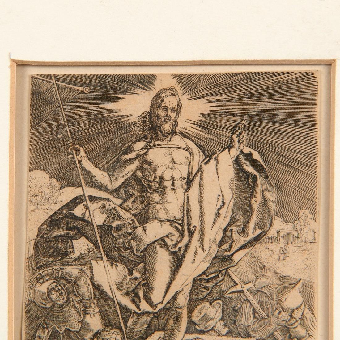 Albrecht Durer, engraving - 3