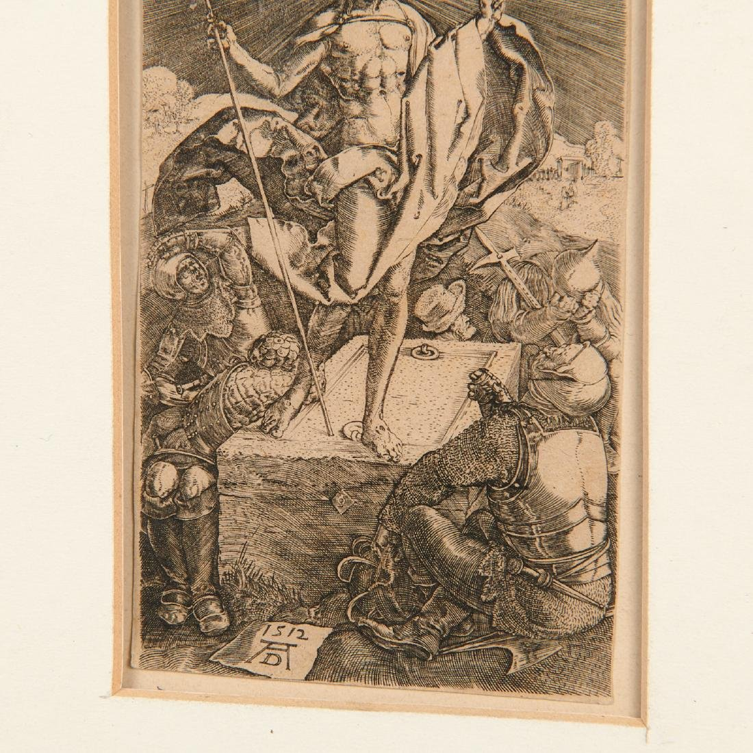 Albrecht Durer, engraving - 4