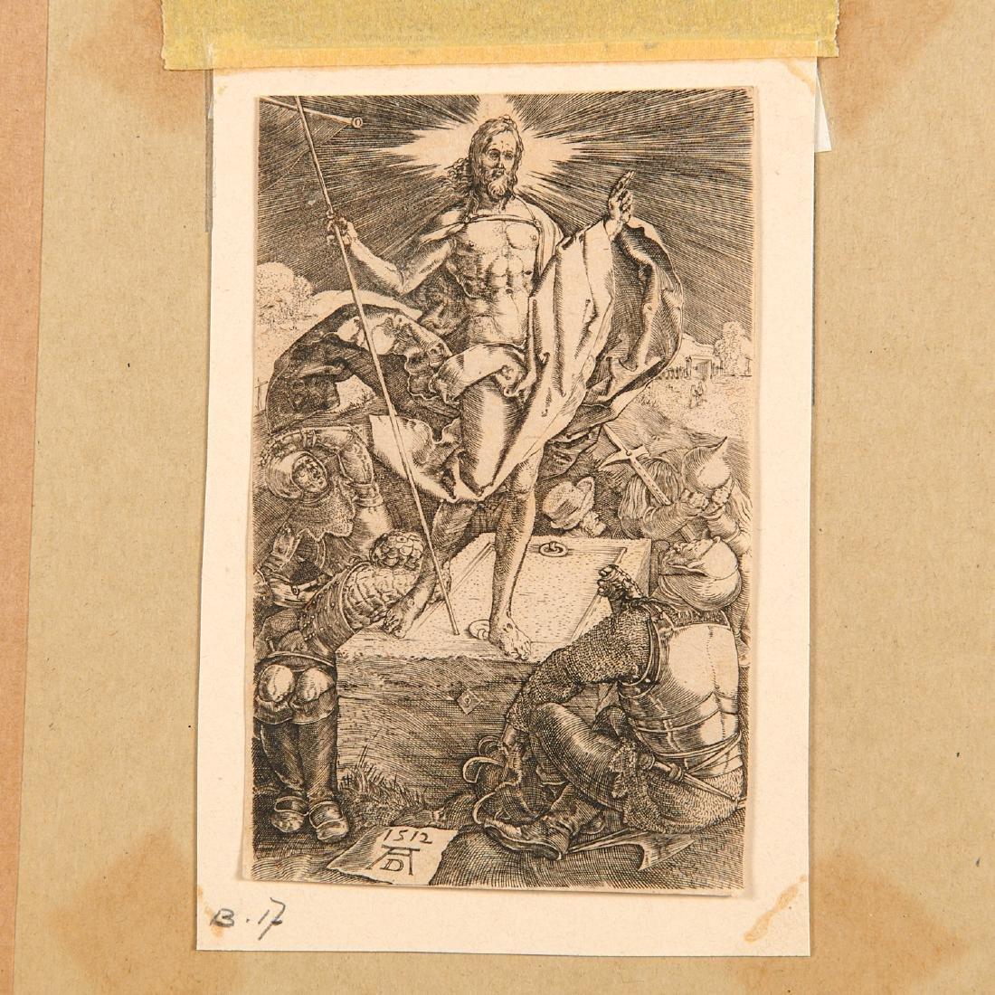 Albrecht Durer, engraving - 5