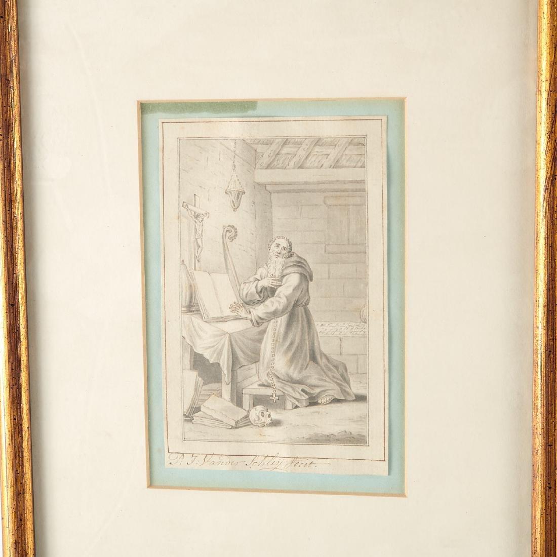 (3) Old Master woodcut engravings - 2