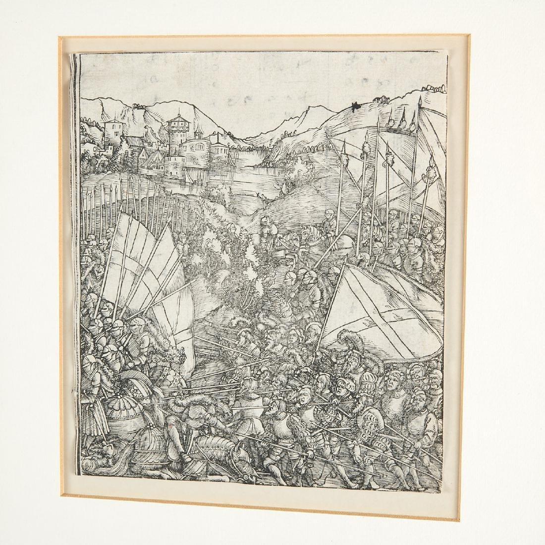 (3) Old Master woodcut engravings - 3