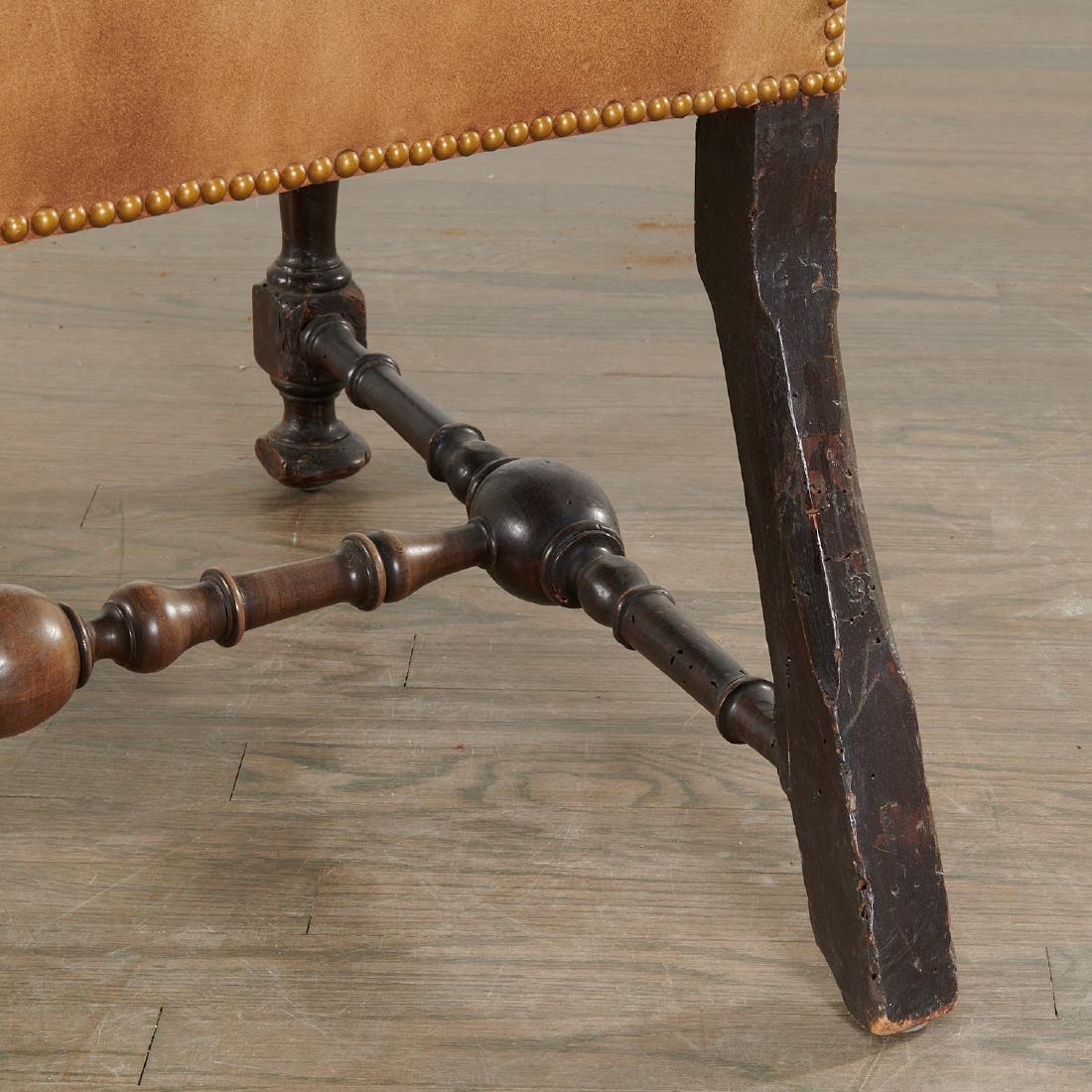 Dutch Baroque armchair - 4