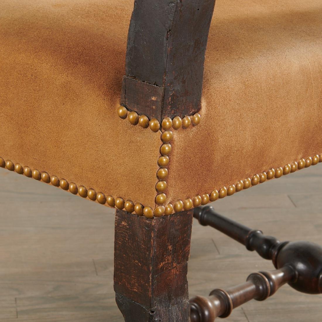 Dutch Baroque armchair - 5