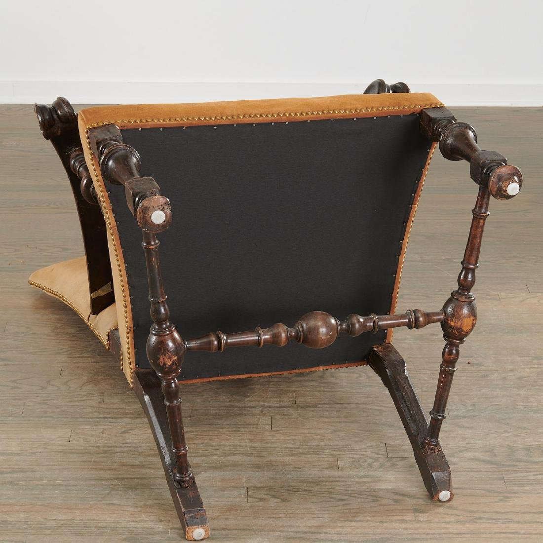 Dutch Baroque armchair - 7