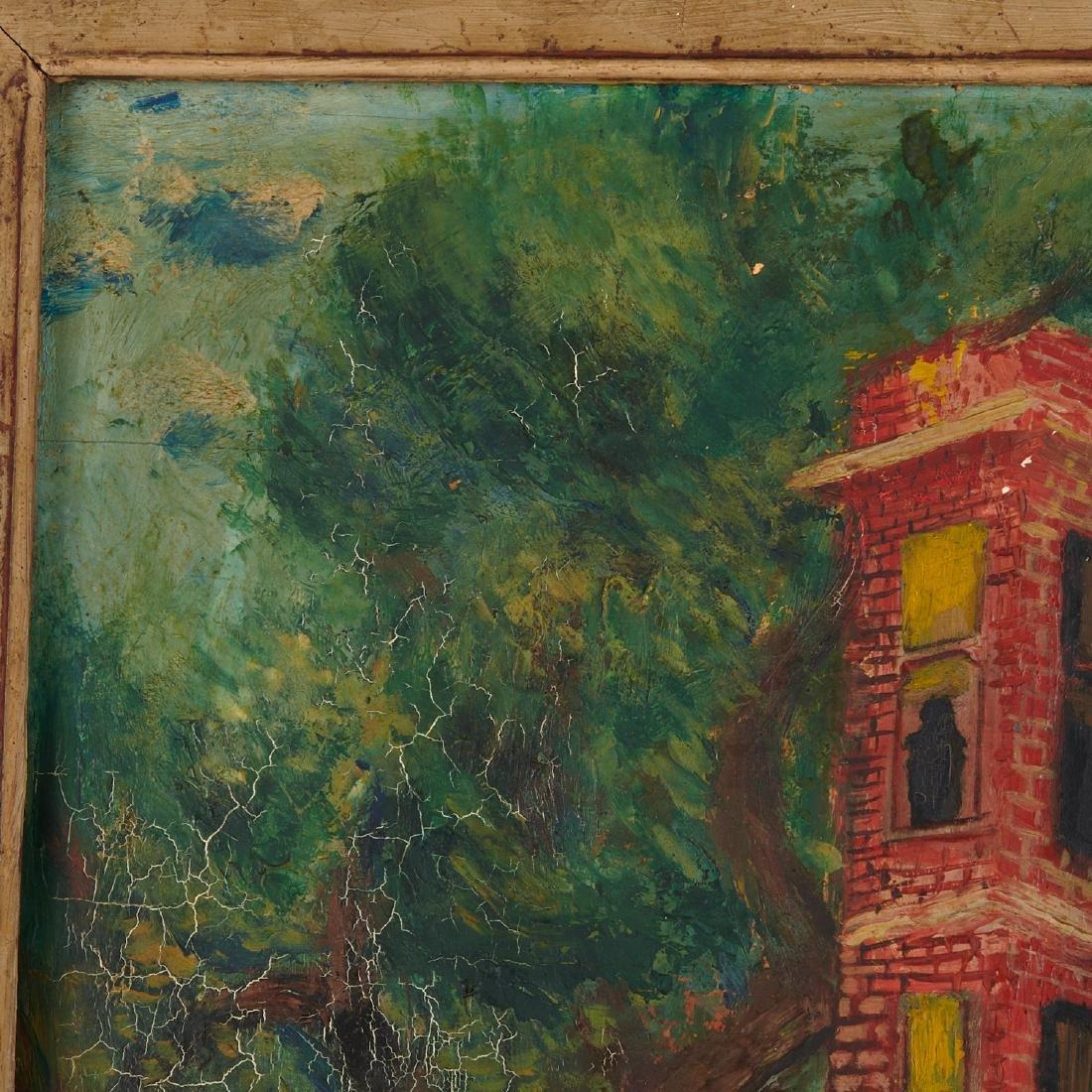 Aaron Bohrod, painting - 3