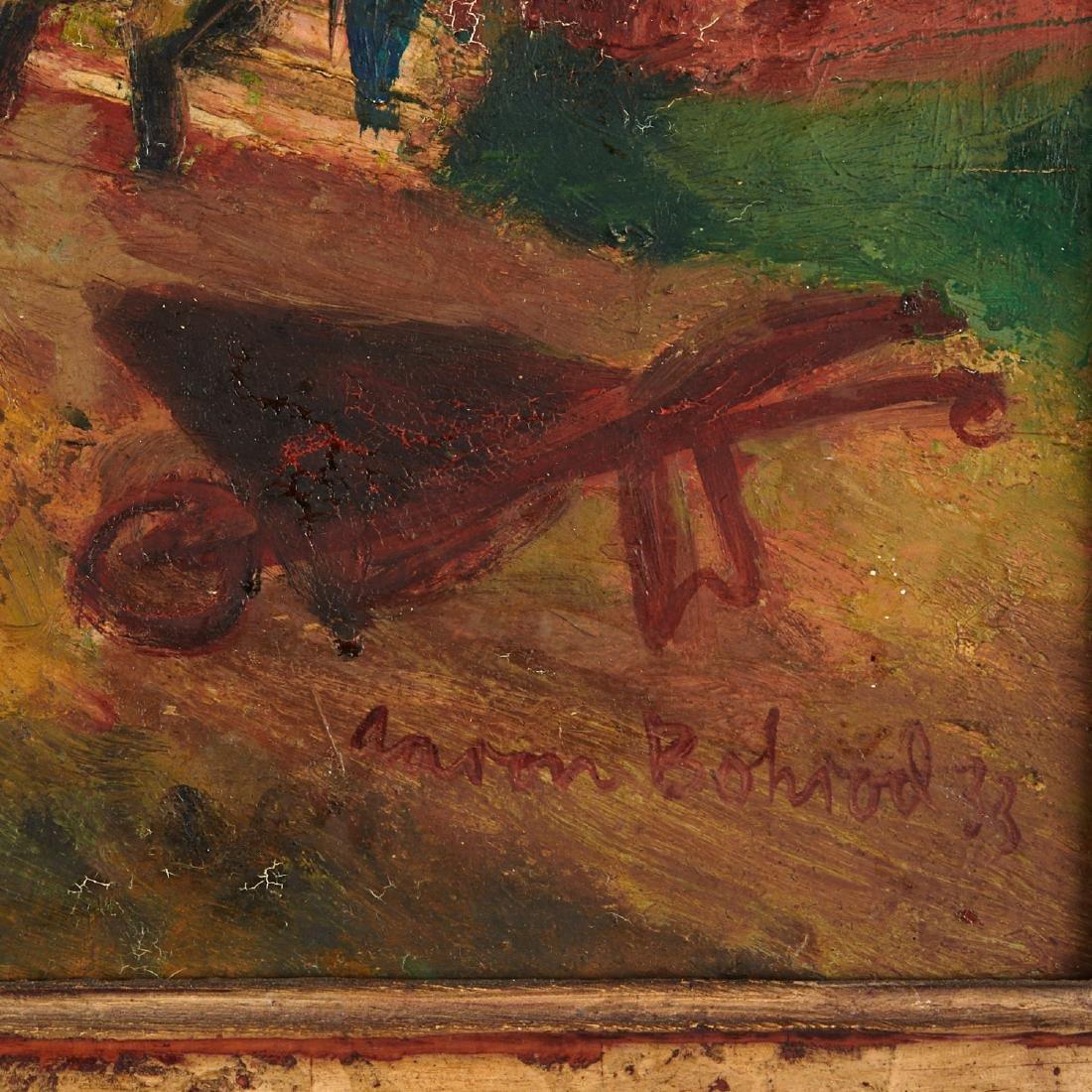 Aaron Bohrod, painting - 5