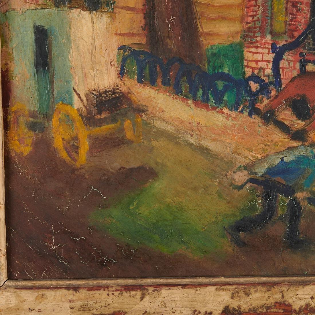 Aaron Bohrod, painting - 6