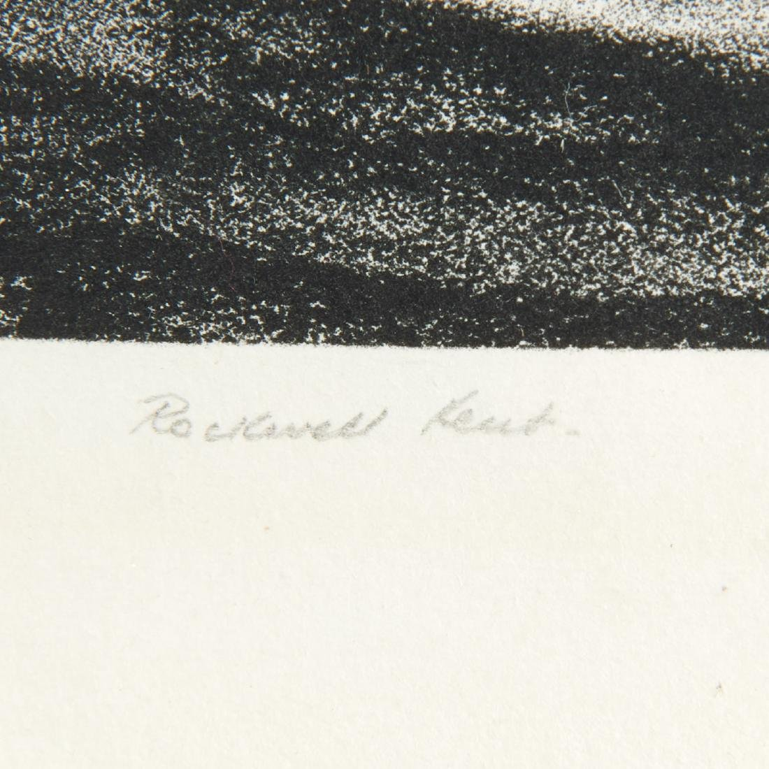 Rockwell Kent, lithograph - 5