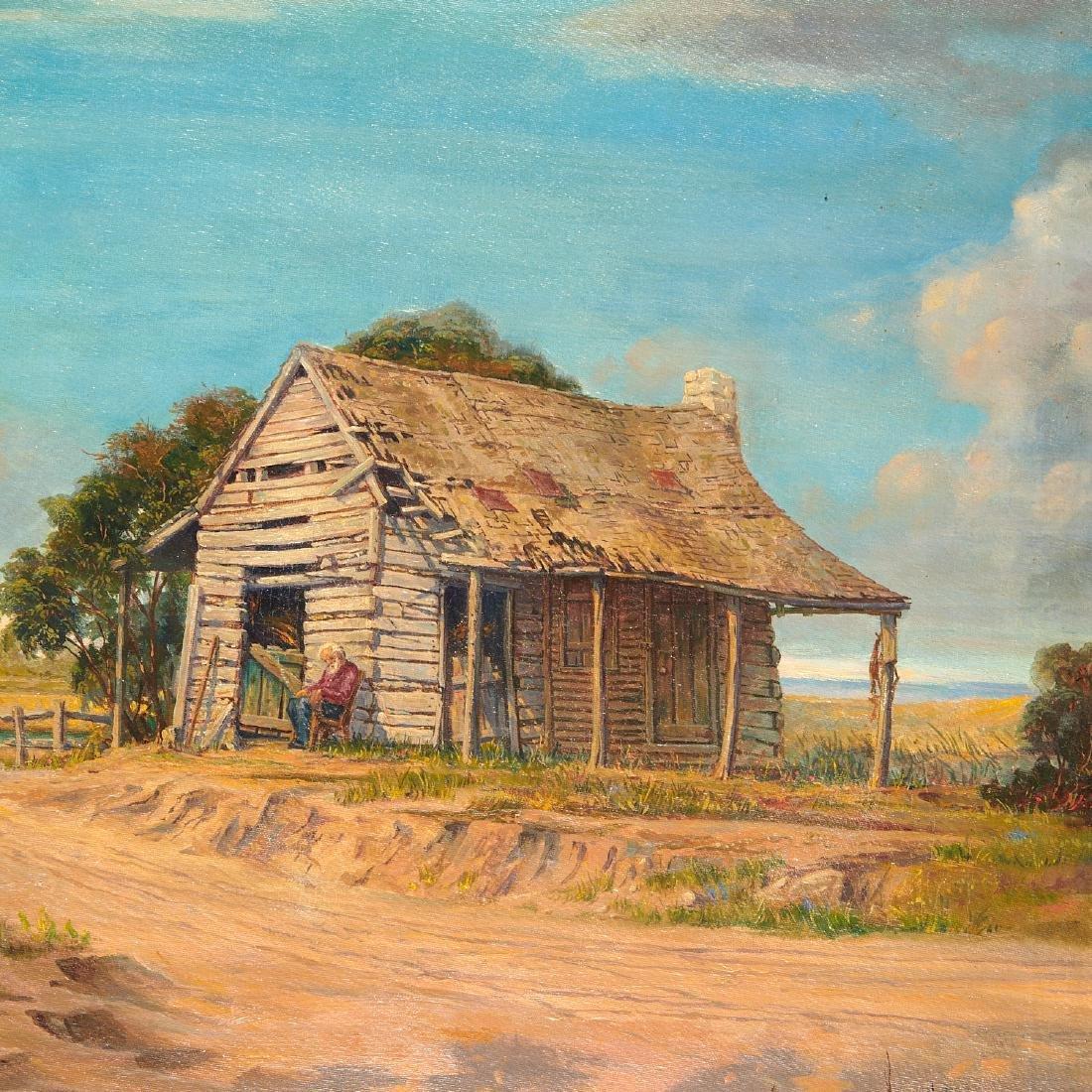 Rudolph Guzzardi, Texas painting - 2