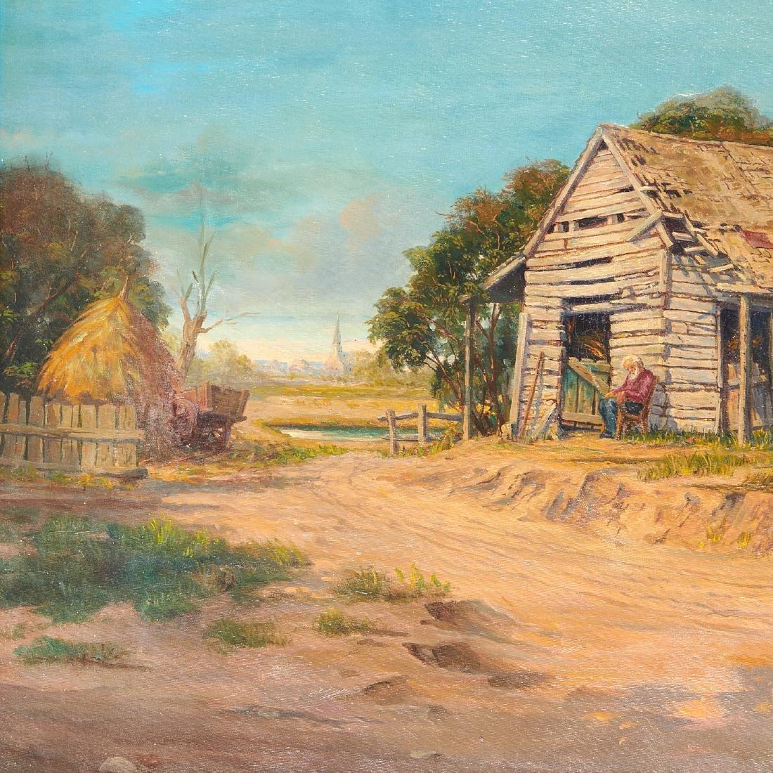 Rudolph Guzzardi, Texas painting - 3