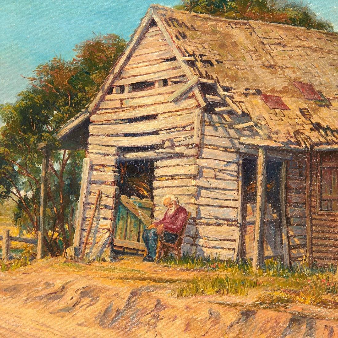 Rudolph Guzzardi, Texas painting - 4