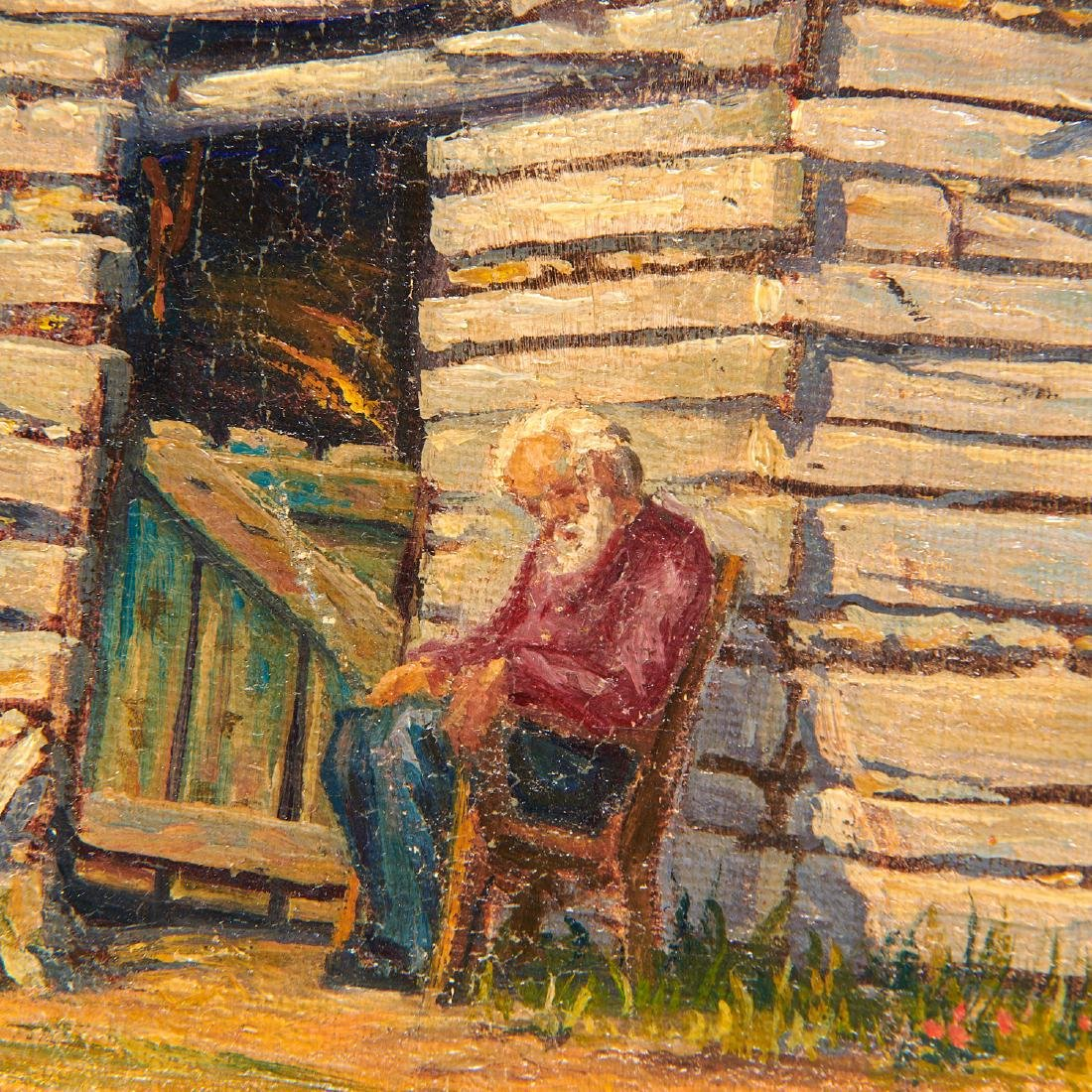 Rudolph Guzzardi, Texas painting - 6