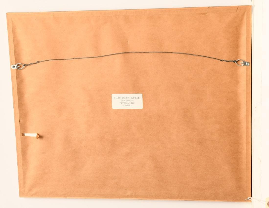 Kiyoshi Saito, Dachshund woodblock print - 8