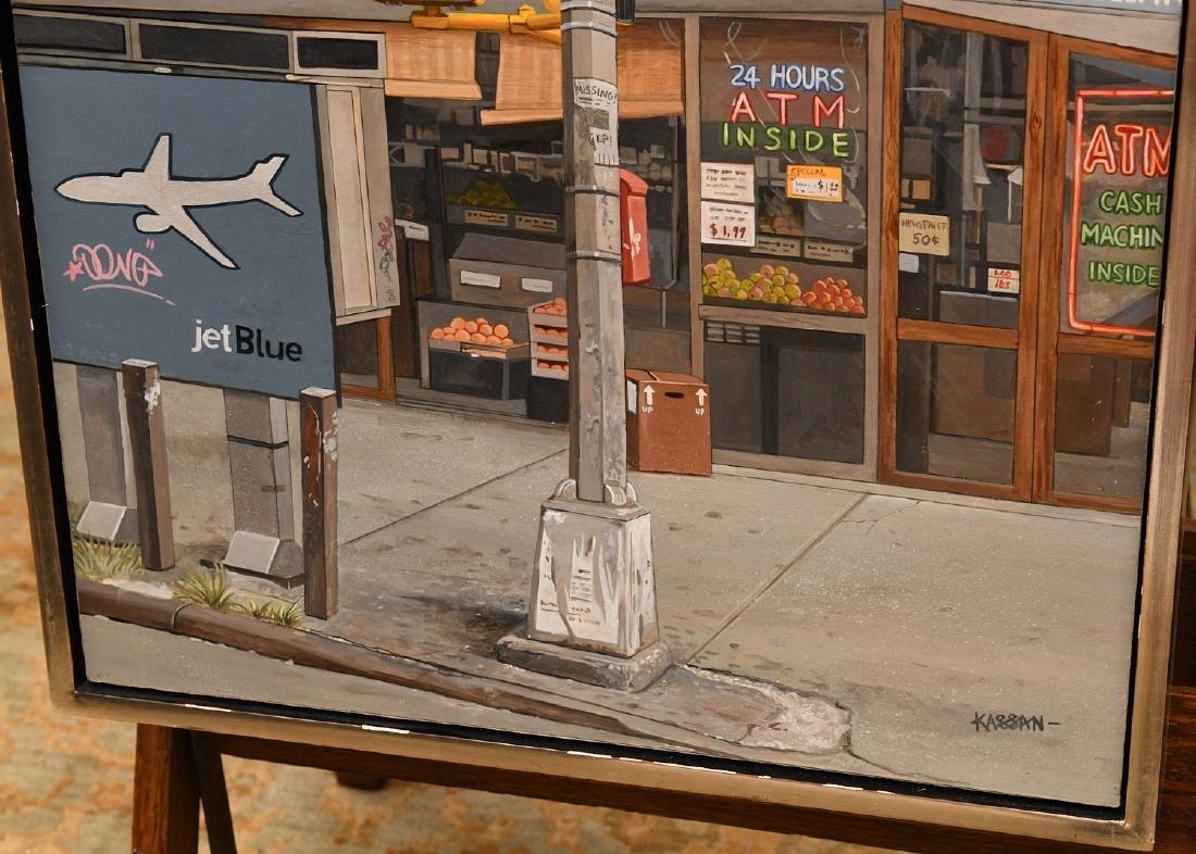 David Kassan, painting - 3