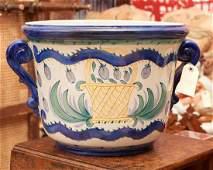 Edward Hald for Rorstrand pottery cachepot