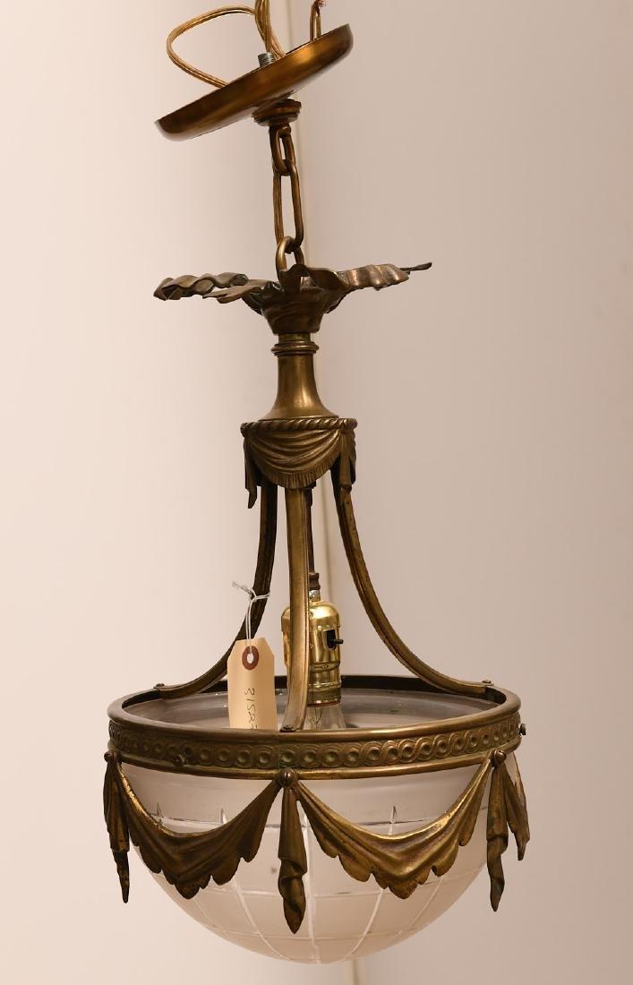 Caldwell style Belle Epoque chandelier