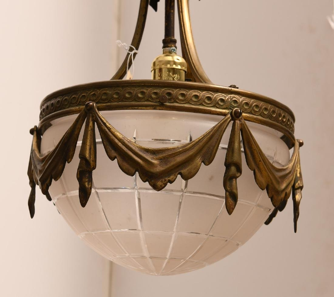 Caldwell style Belle Epoque chandelier - 2