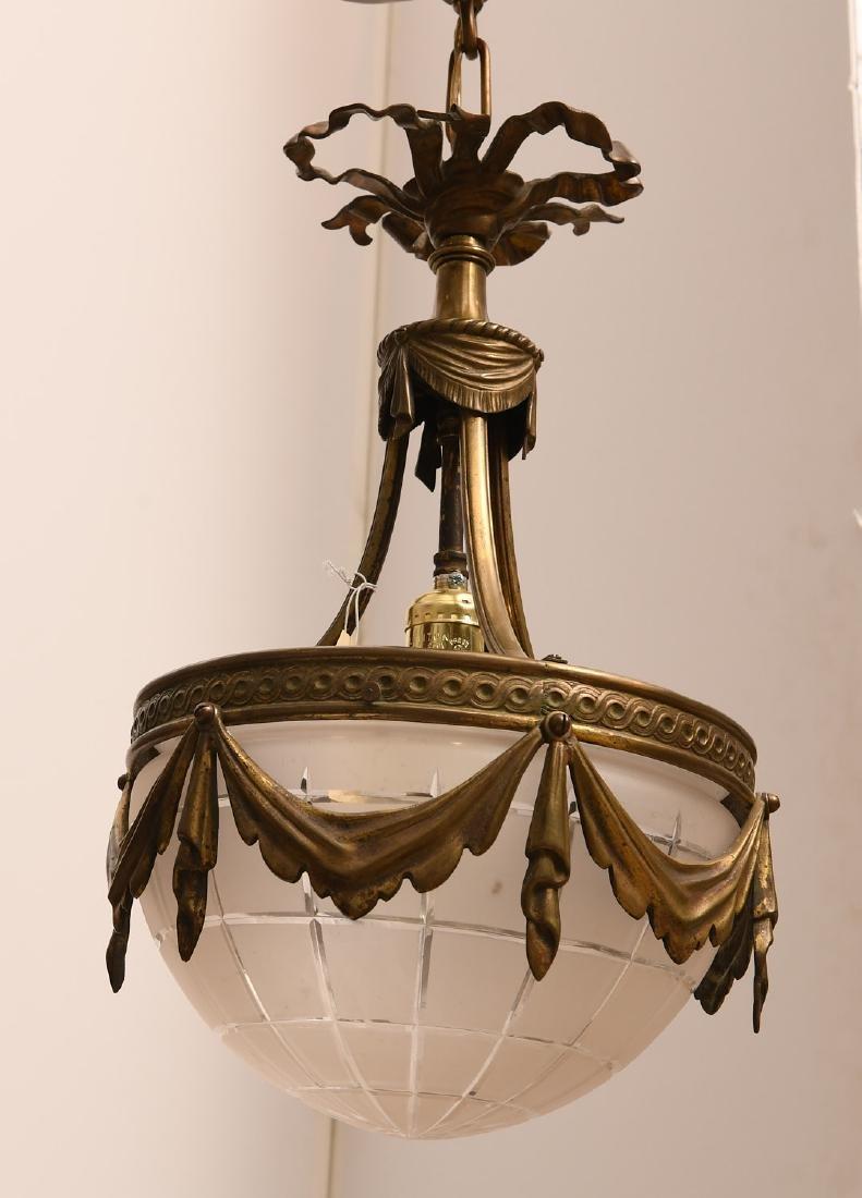 Caldwell style Belle Epoque chandelier - 3