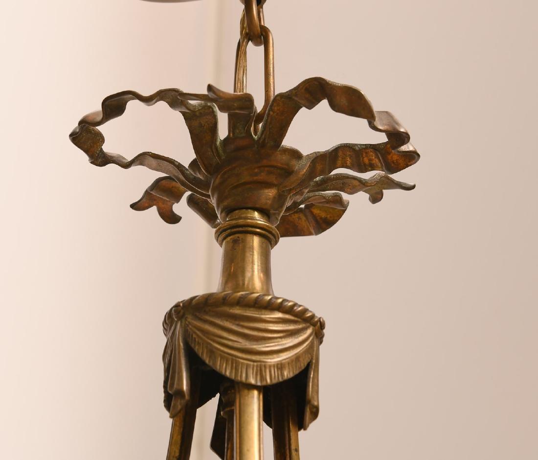 Caldwell style Belle Epoque chandelier - 4