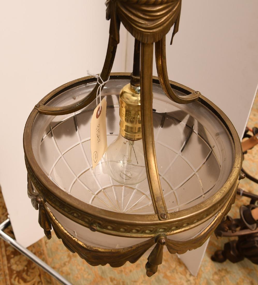 Caldwell style Belle Epoque chandelier - 5