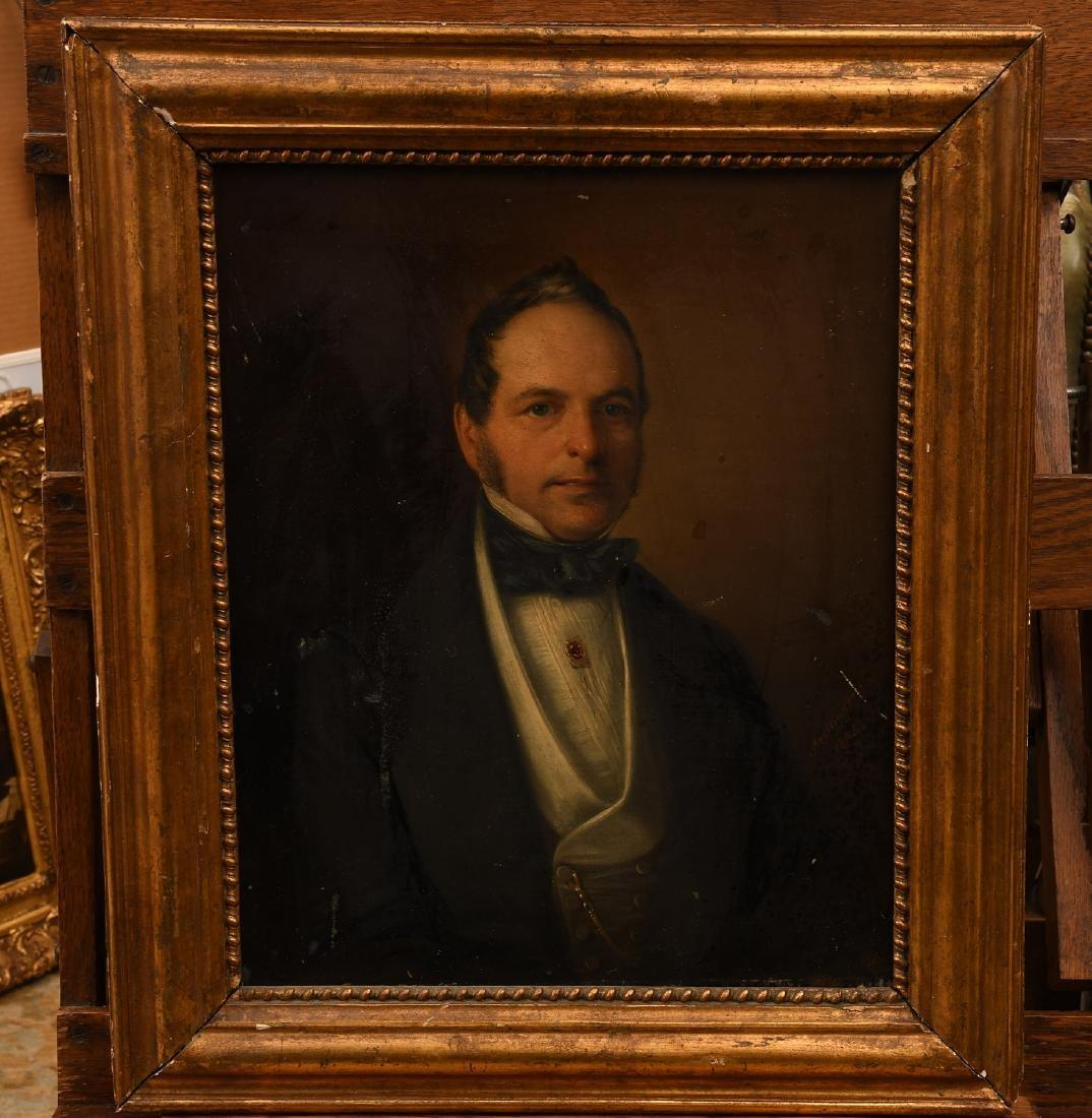 Karl August Aerttinger, painting