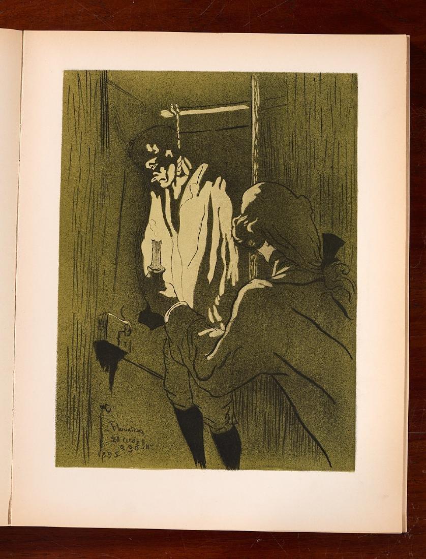 BOOKS: Posters of Toulouse-Lautrec 1951 Julien - 4