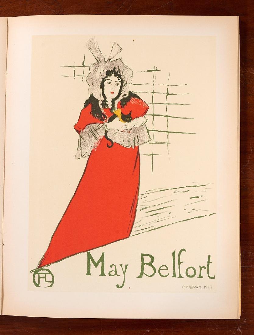 BOOKS: Posters of Toulouse-Lautrec 1951 Julien - 7