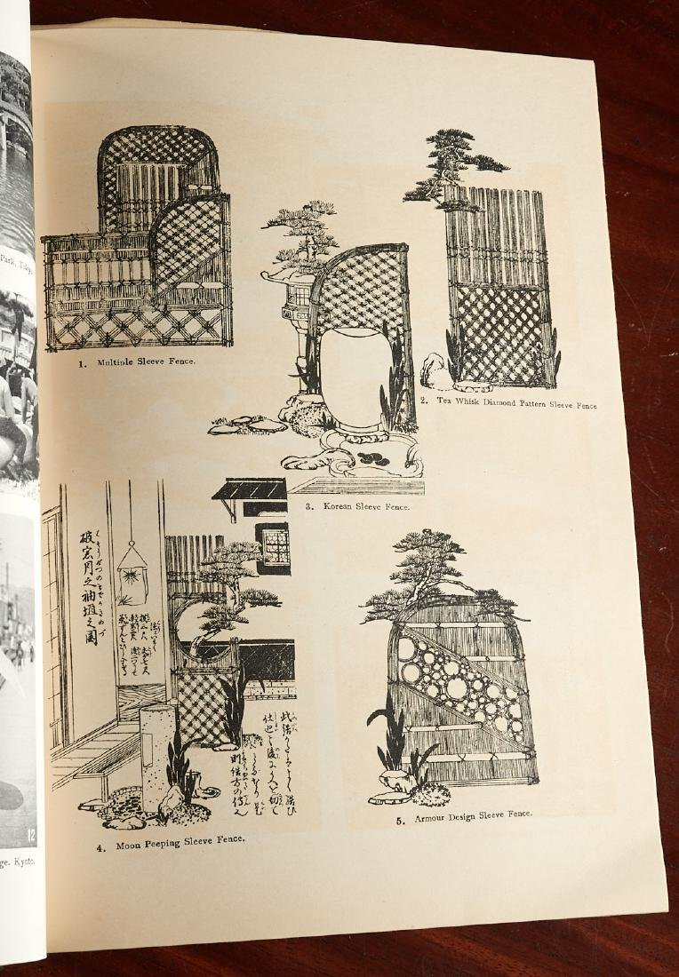 BOOKS: Newsom 1939 Japanese Garden Construction - 3