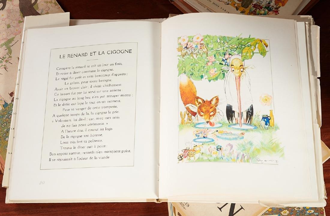 BOOKS: (8) Felix Lorioux + (2) sets notecards - 7