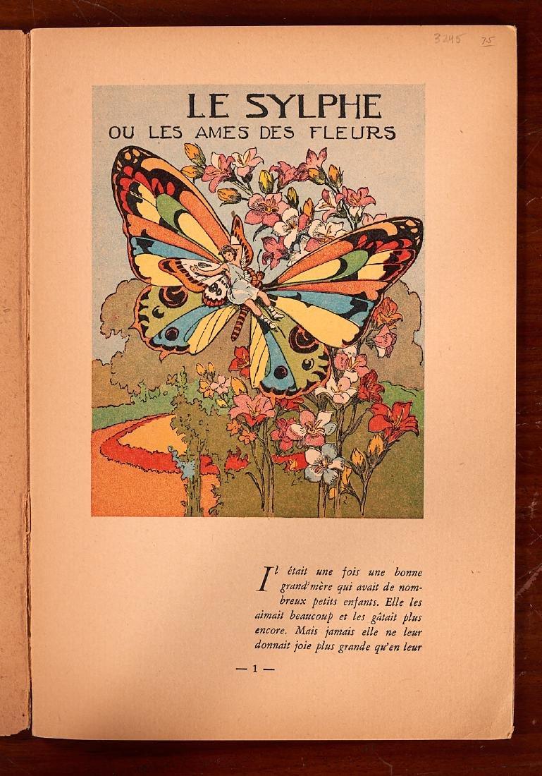 BOOKS: (5) Incl Petit Poucet 1928 Felix Lorioux - 3