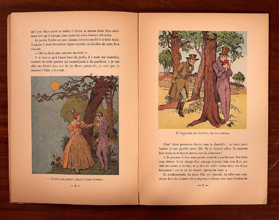 BOOKS: (5) Incl Petit Poucet 1928 Felix Lorioux - 4