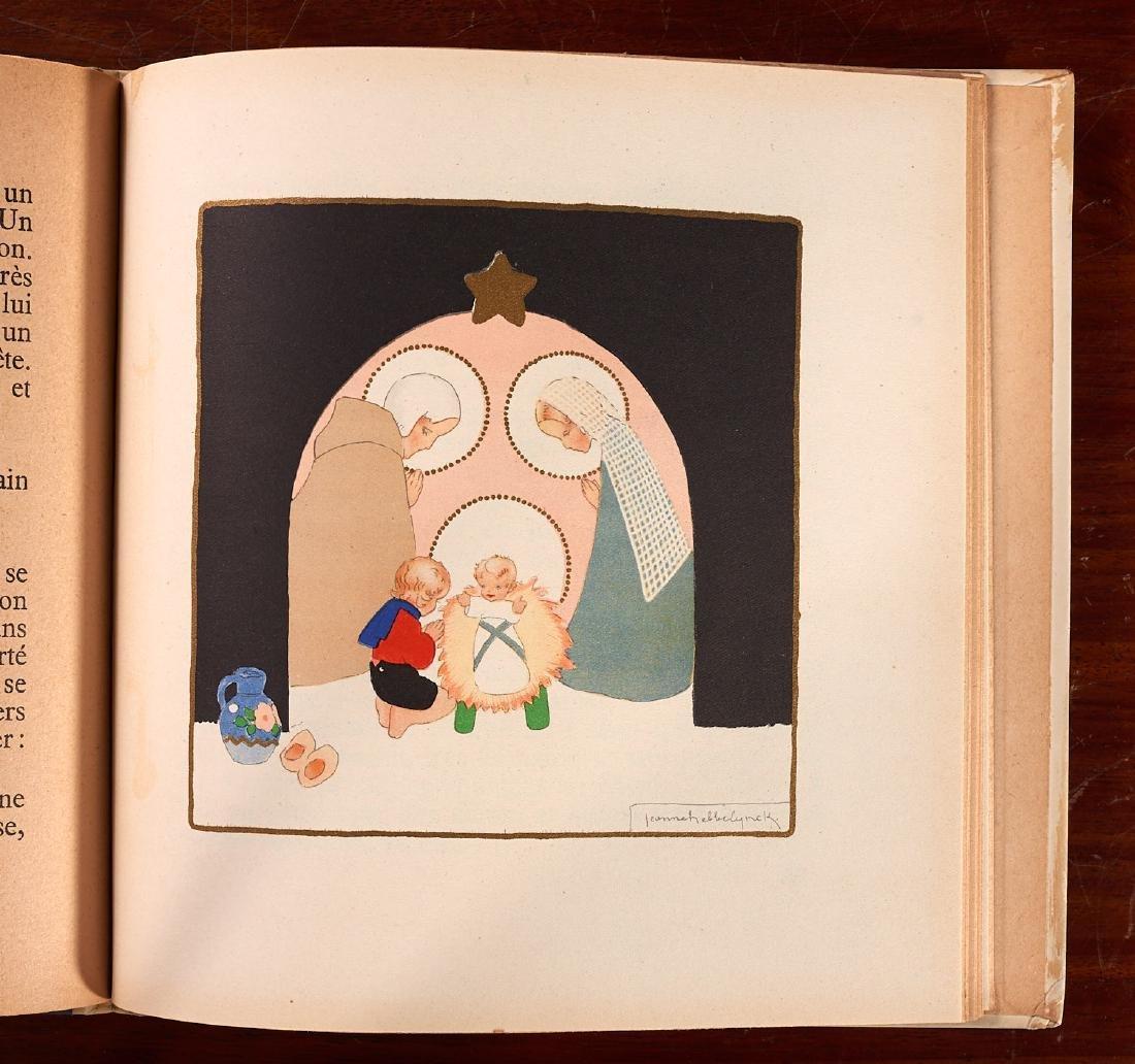 BOOKS: (5) Incl Petit Poucet 1928 Felix Lorioux - 6