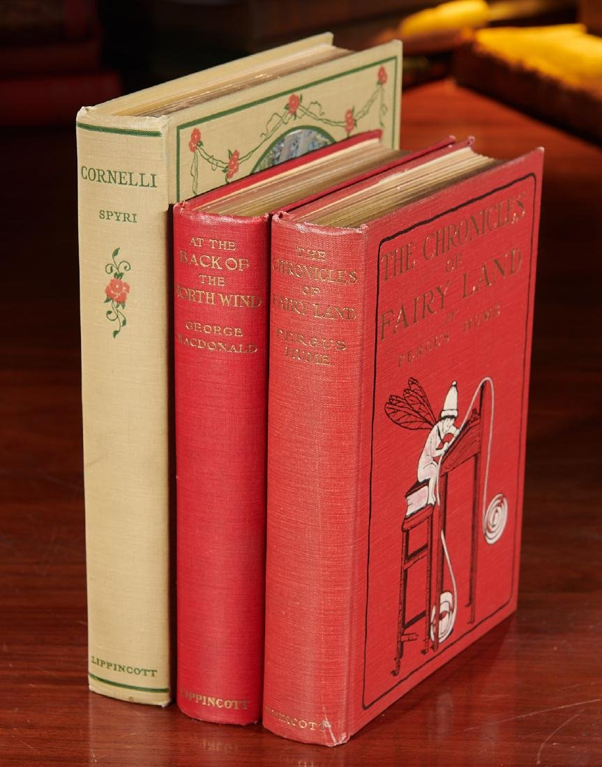 BOOKS: (3) Maria Kirk illustrated incl Fairy Land