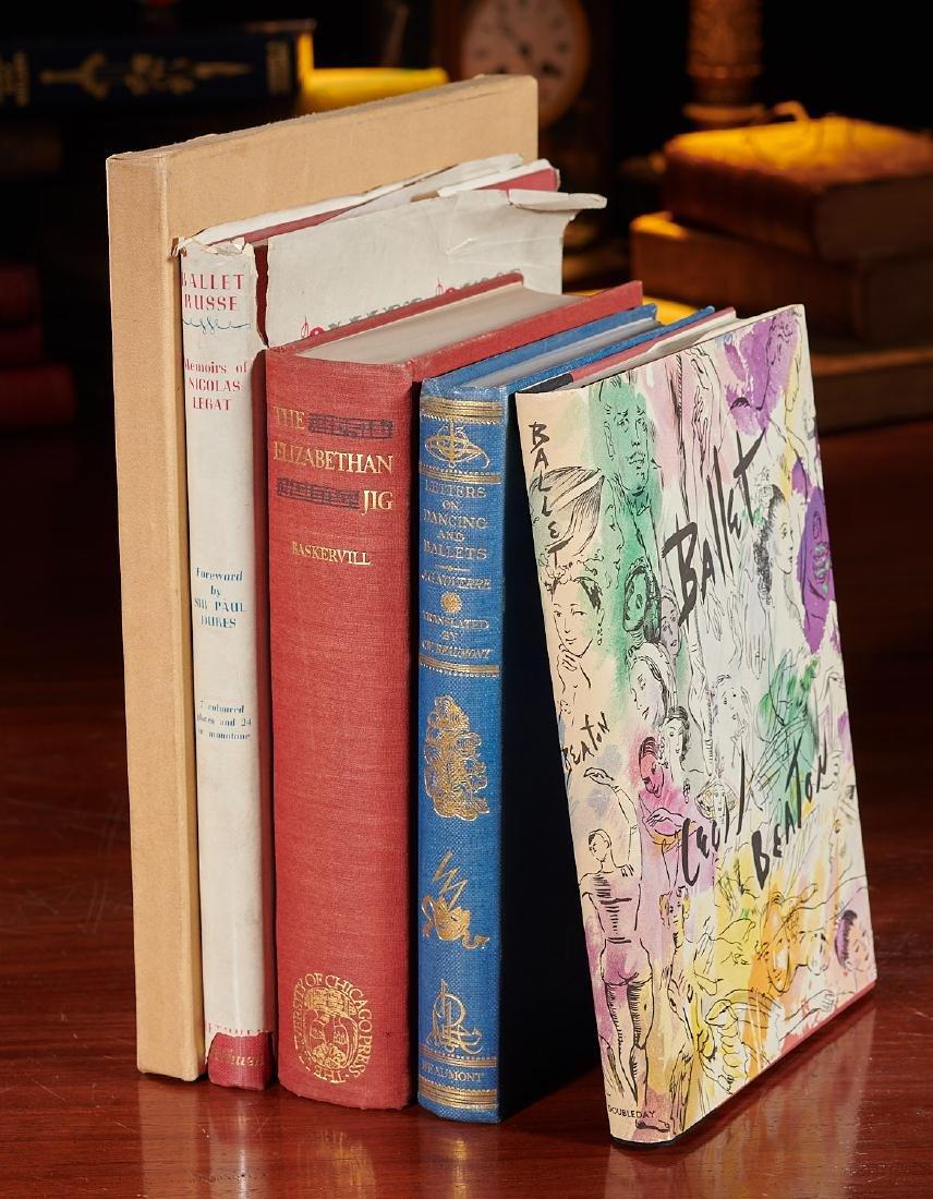 BOOKS: (5) Ballet & Dance incl La Danse a l'Opera