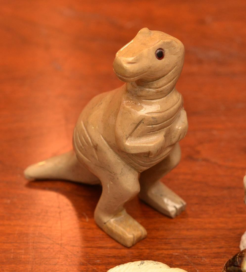 Zuni fetishes and other miniature animals - 2