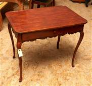 Provincial Louis XV writing table