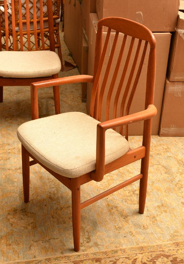 Set (6) Benny Linden dining chairs - 2