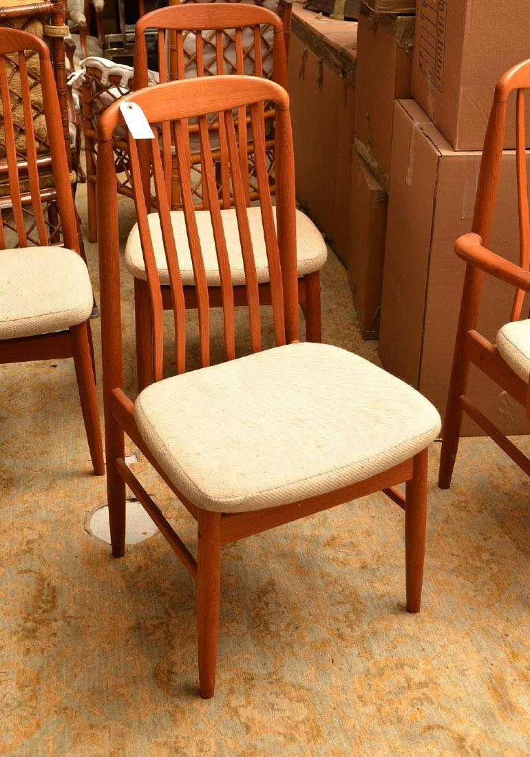 Set (6) Benny Linden dining chairs - 7