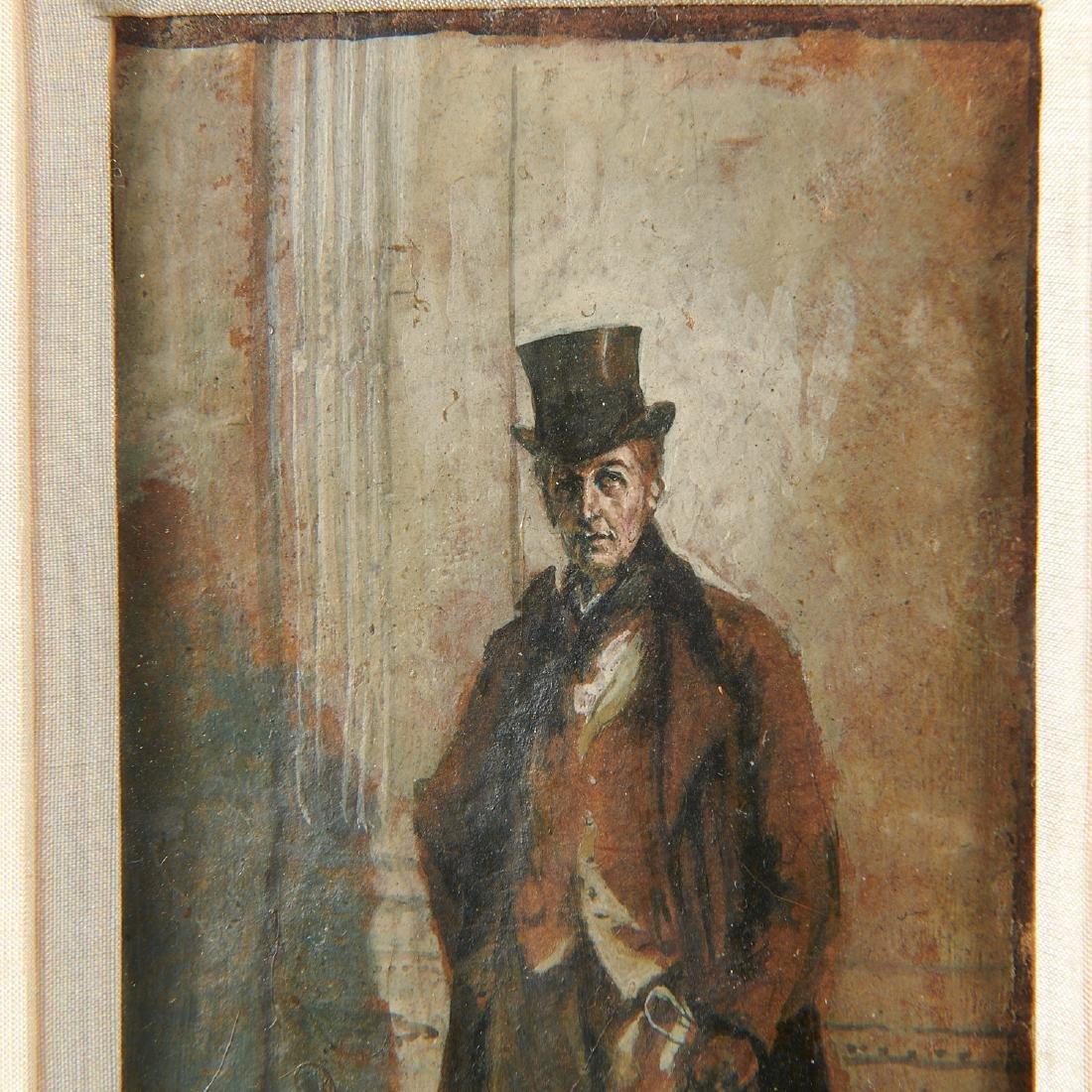 John Singer Sargent (attrib.), Lord Ribblesdale - 3