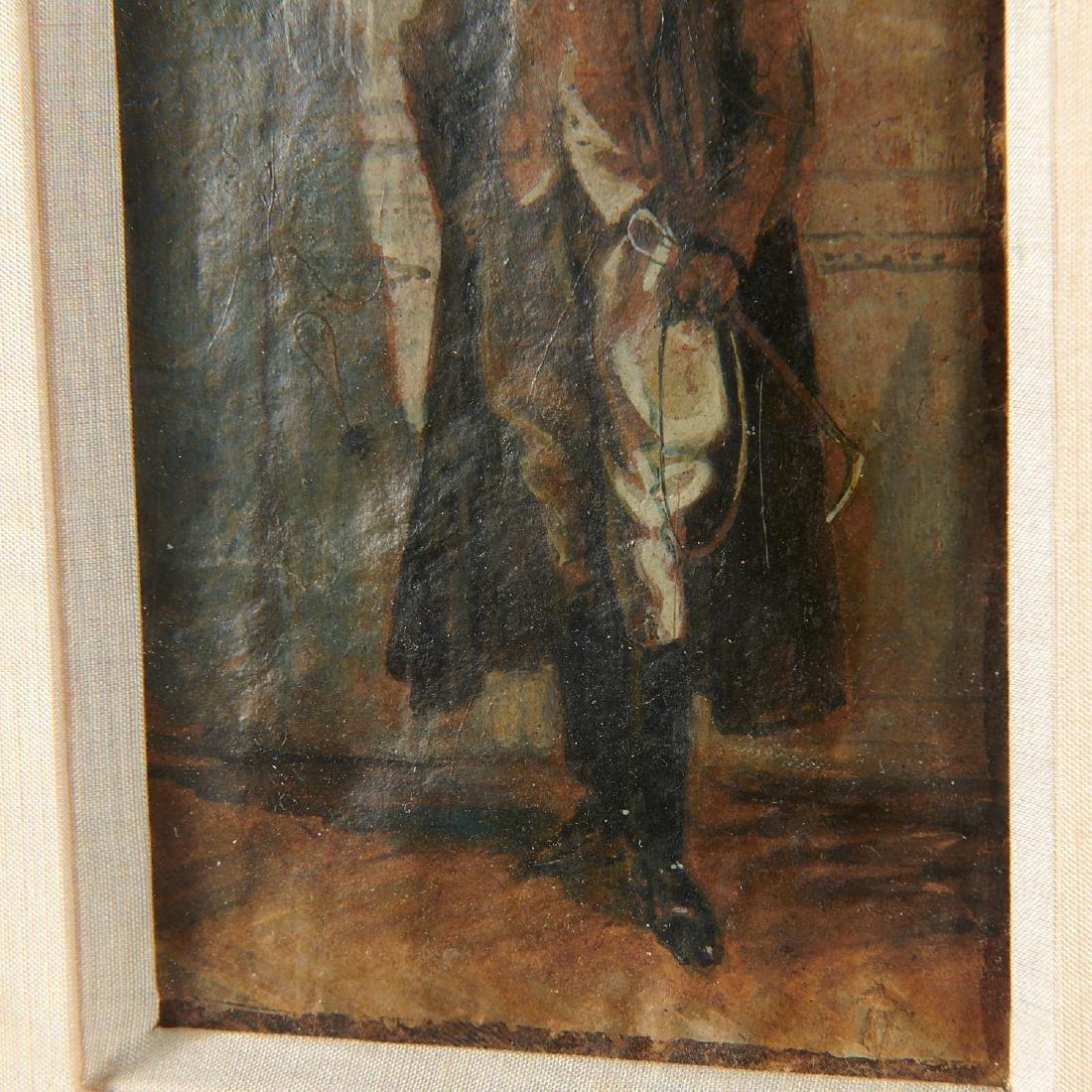 John Singer Sargent (attrib.), Lord Ribblesdale - 4