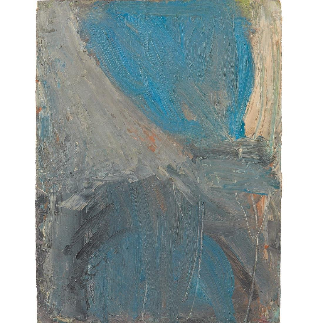 Kimber Smith, Untitled Abstract, 1952