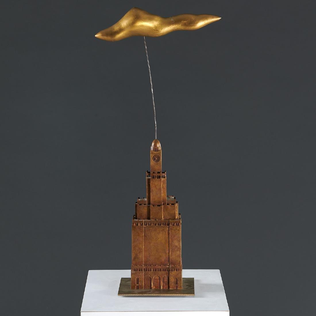 "Kazuma Oshita, ""Over the Brooklyn Roof"", 1996"