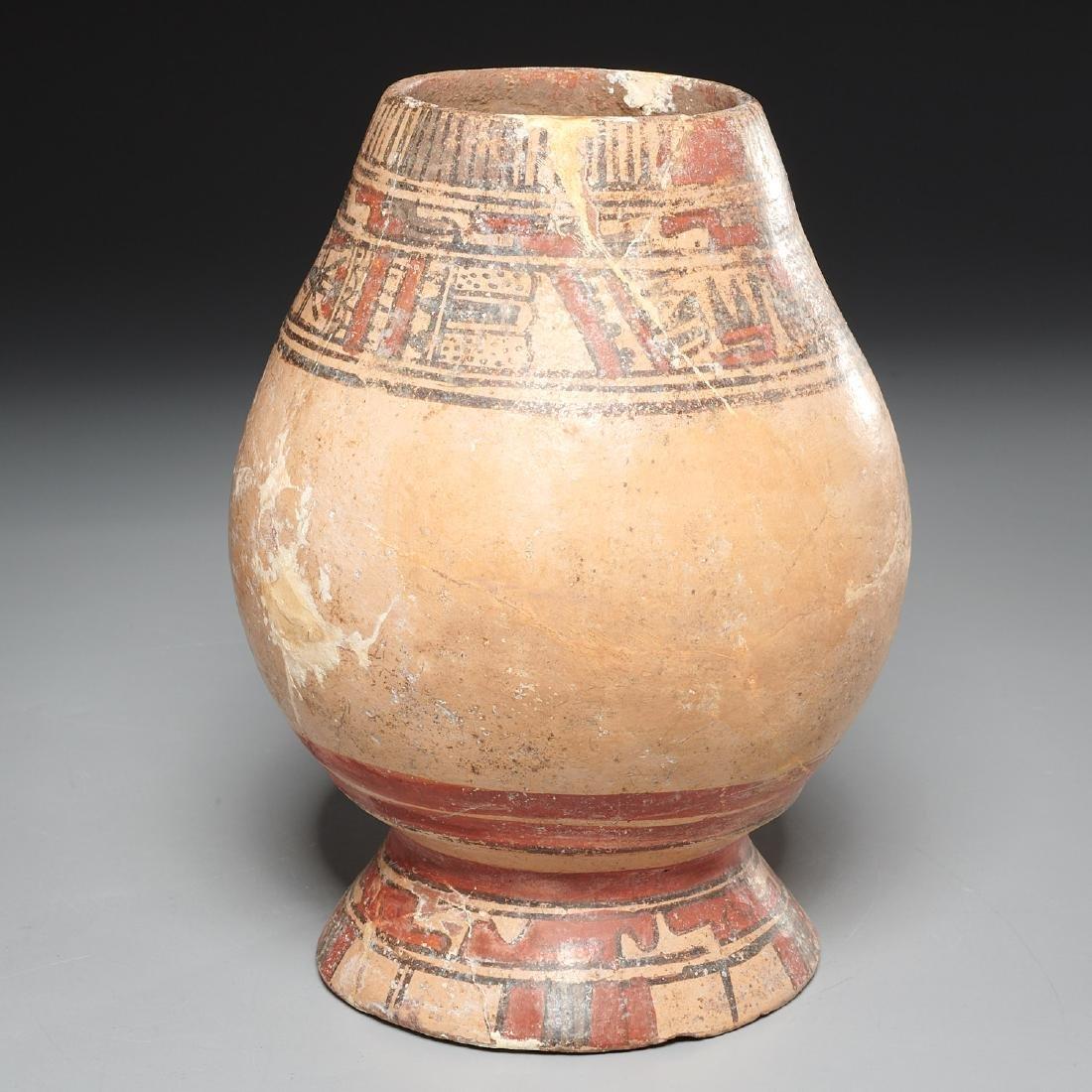 Group (4) Pre-Columbian terracotta vessels - 3